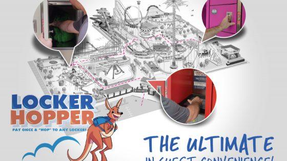 Locker Hopper Networked Locker Solution