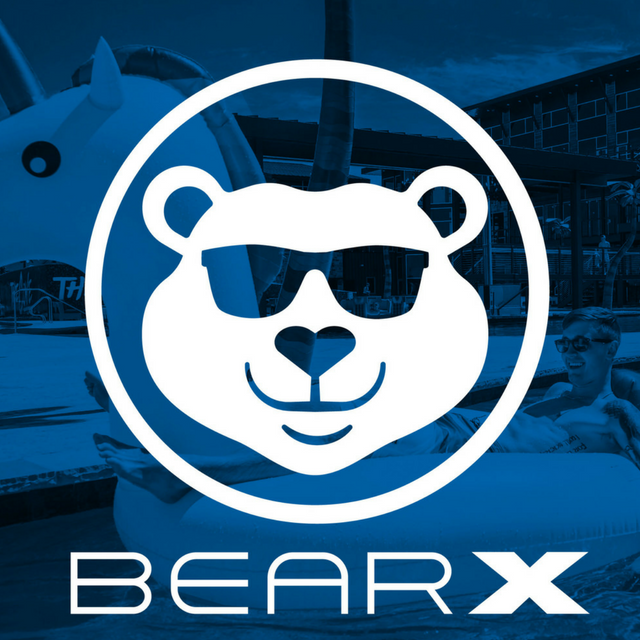 BearX logo